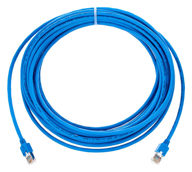 Sommer Cable Cat 5 Cable 10m RJ45 Plug