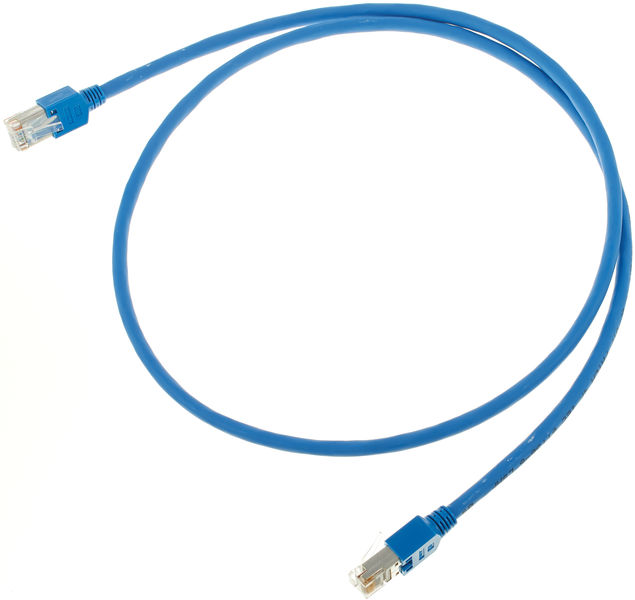 Sommer Cable Cat 5 Cable 1m RJ45 Plug