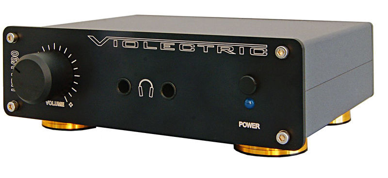 Violectric HPA V90 Headphone Amp