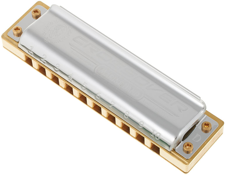 Marine Band Crossover D Hohner