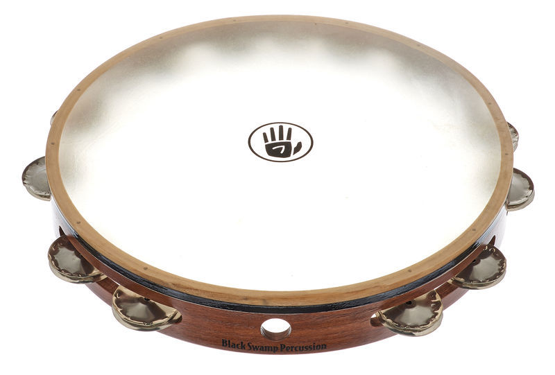 Black Swamp Percussion T12-3 Tambourine