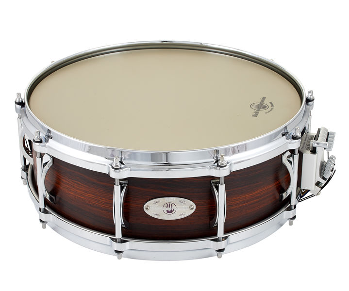 Black Swamp Percussion Multisonic Snare Drum MS514CBD