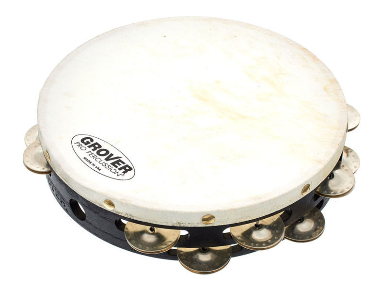 Grover Pro Percussion T2/GS Tambourine