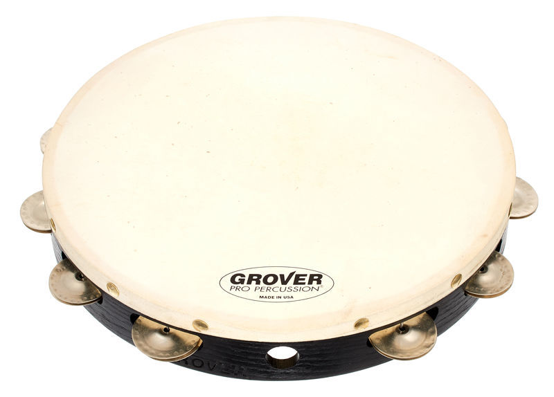 Grover Pro Percussion T1/GS-12 Tambourine