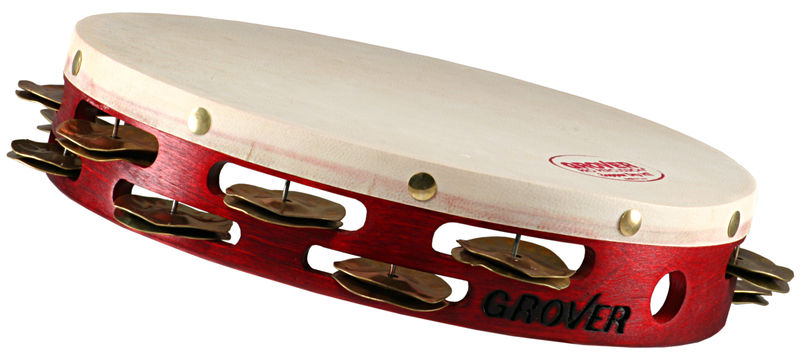 Grover Pro Percussion Tambourine T2/HTC