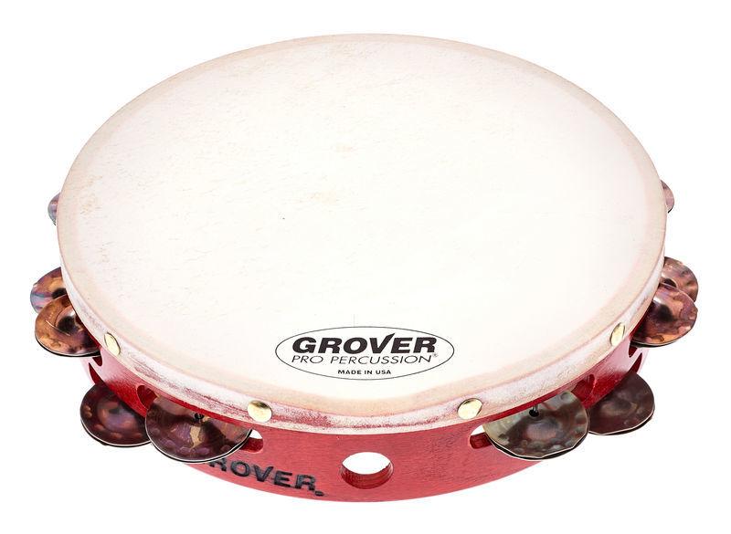 Grover Pro Percussion Tambourine T2/HTS