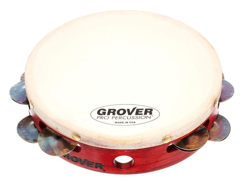 Grover Pro Percussion Tambourine T2/HTS-8