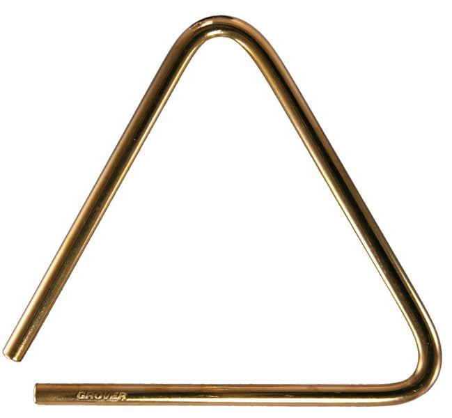 Grover Pro Percussion Triangle TR-B-4