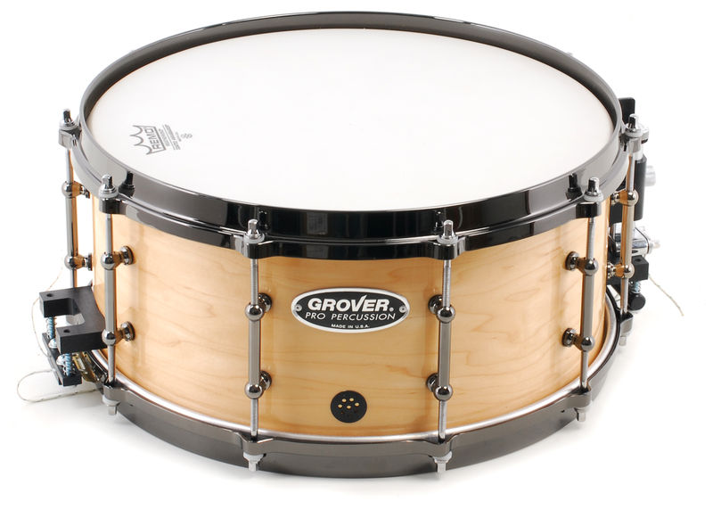 Grover Pro Percussion Snare Drum GSM-5ET-SSA