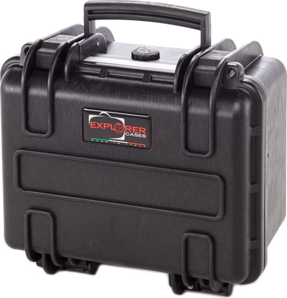 2717.B Black Explorer Cases