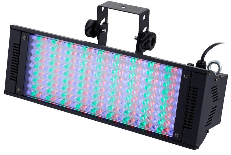 Eurolite LED Flood Light 252 RGB 19°