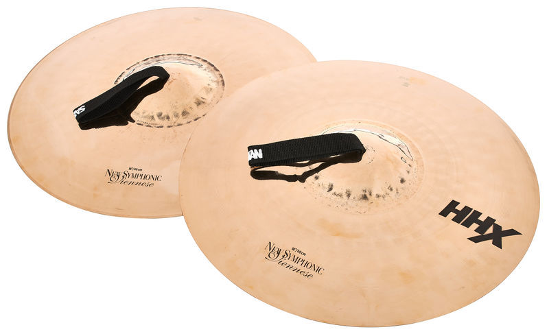 "Sabian 18"" HHX New Viennese Brilliant"