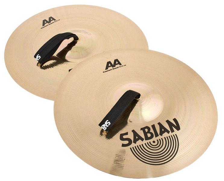 """Sabian 16"""" AA Concert Band Med. Br."""