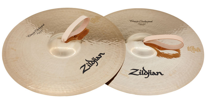 "Zildjian 20"" Classic Orchestral Sel."