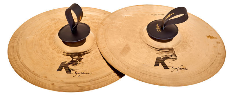 "Zildjian 20"" K' Symphonic Light"