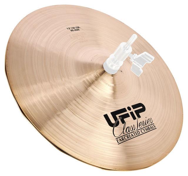 """UFIP 12"""" Class Series Wave Hi-Hat"""