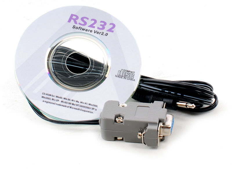 Digital Sound RS232 Software + Cable