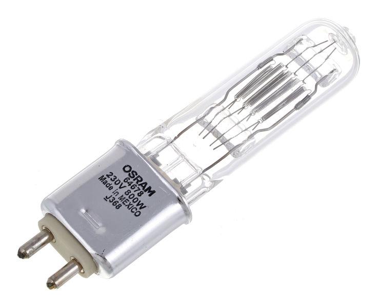 Osram 64678 800W G9,5