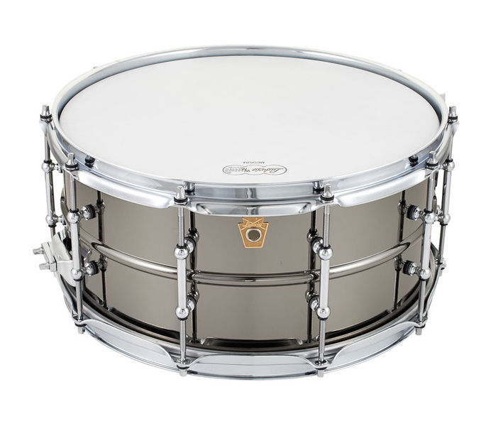 "Ludwig LB417T 14""x6,5"" Black Beauty"