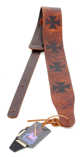 Minotaur Strap Celtic Cross