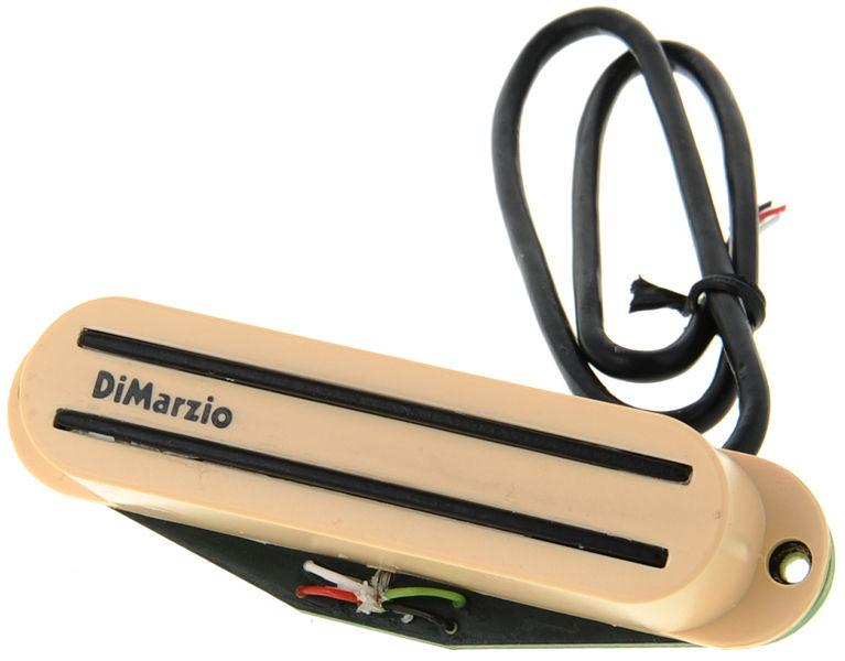 DiMarzio DP189 Tone Zone S Creme