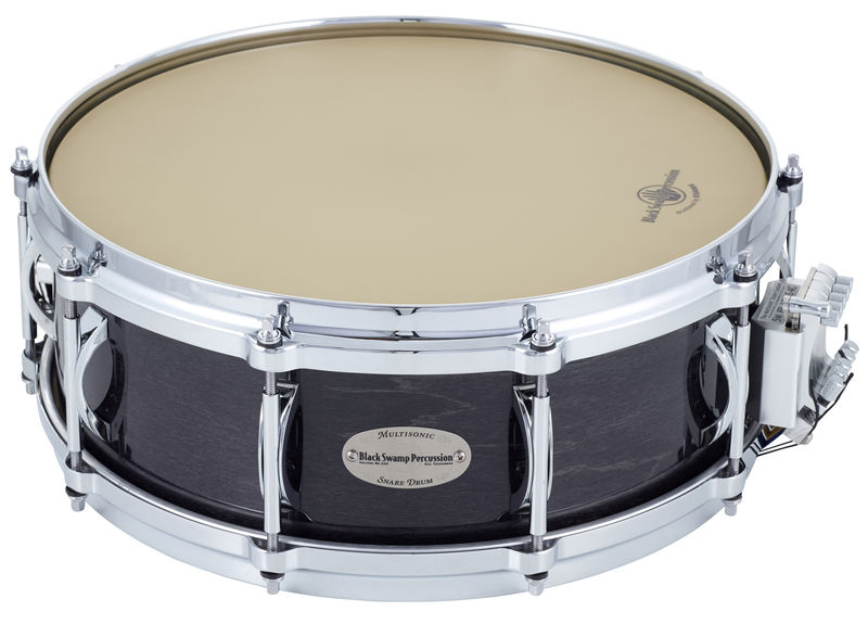 Black Swamp Percussion Multisonic Snare Drum MS514MD