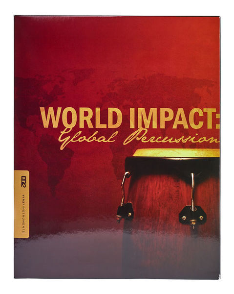 Vir2 World Impact Global Percussion