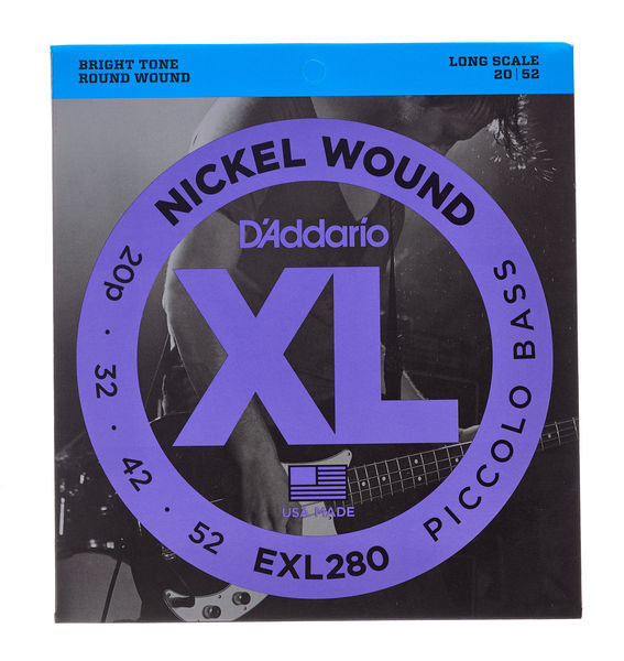 Daddario EXL280