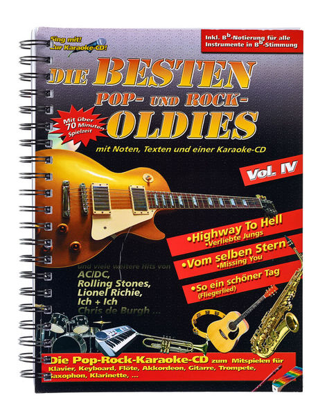 Pop Rock Oldies Vol.4 Streetlife Music
