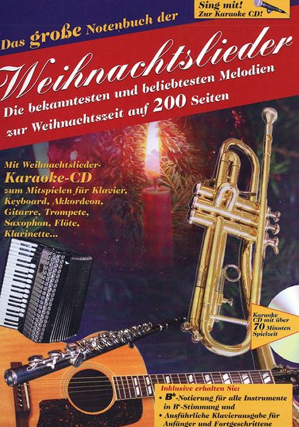 Christmas Weihnacht Streetlife Music