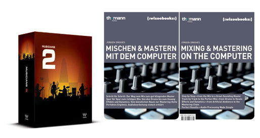 Waves Musicians 2 Bundle