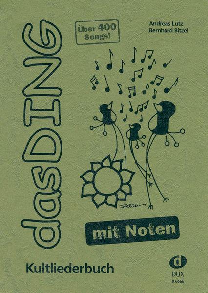 Edition Dux Das Ding 1 mit Noten