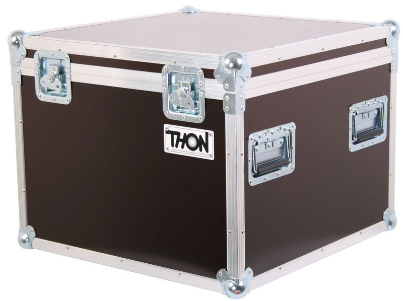 Thon Case 4x LED PAR64 Short