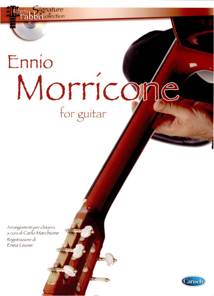 Carisch Ennio Morricone for Guitar