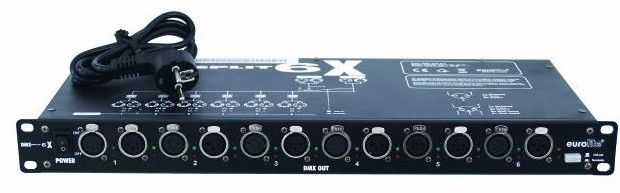 Eurolite DMX Split 6X