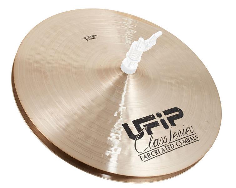 """UFIP 13"""" Class Series Hi-Hat Heavy"""