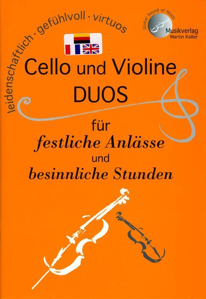 Musikverlag Keller Cello und Violine Duos