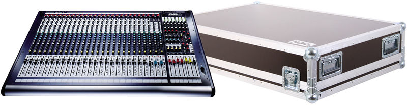Soundcraft GB4-24+2 Set