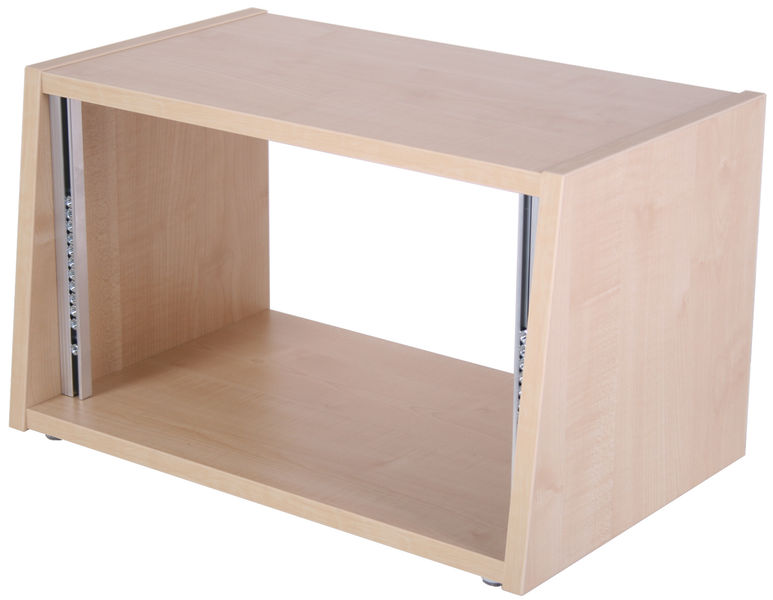 Thon Studio Desktop Rack 6U maple