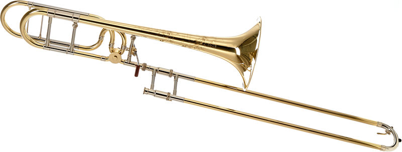 S.E. Shires 7YM/TW47 Bb/F-Tenor Trombone