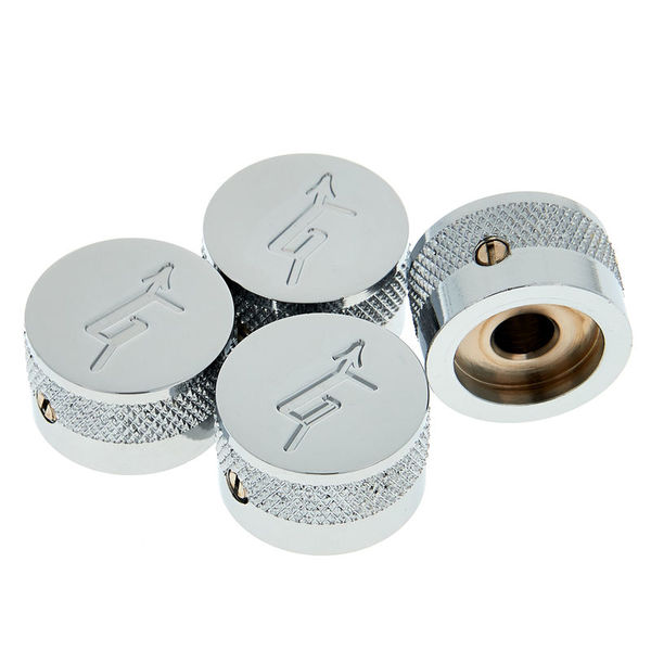 Gretsch Potiknob Set Chrome