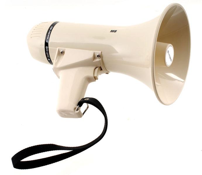 Thomann Megaphon M8