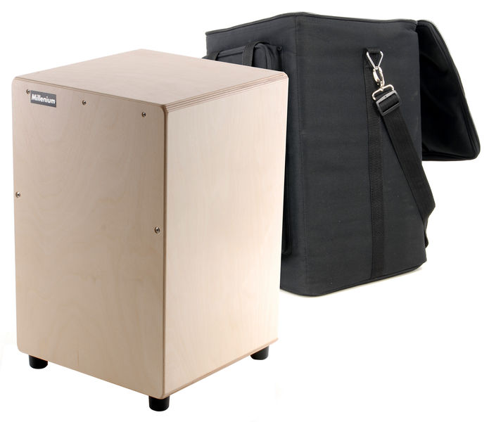 Millenium CA1 Cajon Travel Set