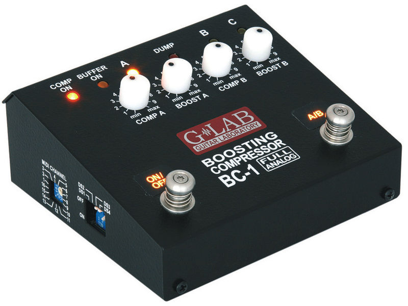 G Lab BC-1 Boosting Compressor