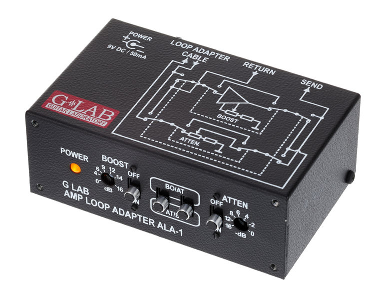 G Lab ALA-1 Amp Loop Adapter