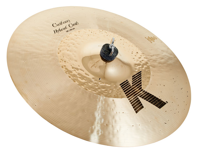 "Zildjian 16"" K-Custom Hybrid Crash"