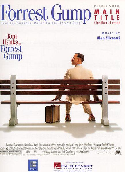 Hal Leonard Forrest Gump Feather Theme