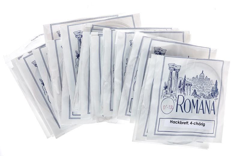 Romana HammeredPsaltery Strings 128/4