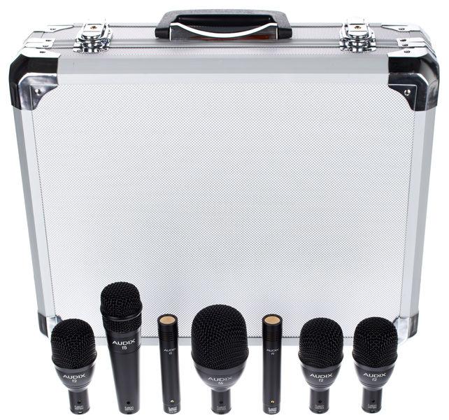 Fusion FP-7 Drumset Audix