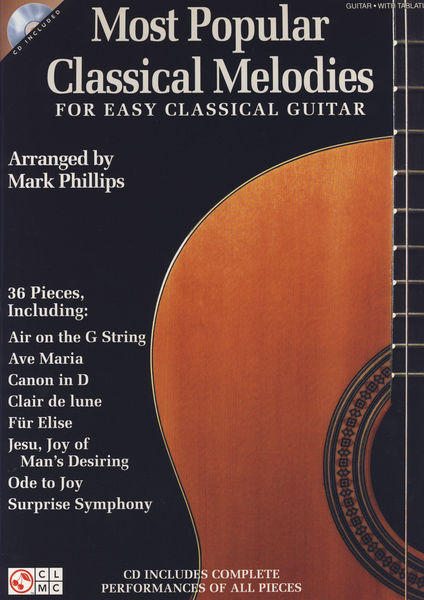 Hal Leonard Most Popular Classical Melodie